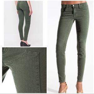 J Brand Roz Moto Vin Mantis Jeans